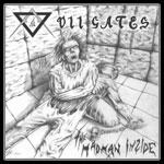 VII GATES - Madman Inside cover