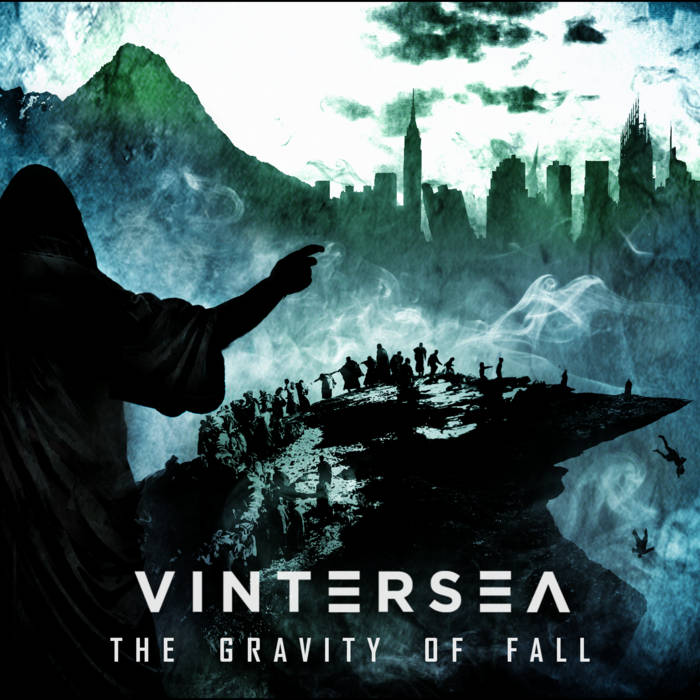 VINTERSEA - The Gravity Of Fall cover