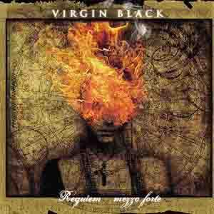 VIRGIN BLACK - Requiem: Mezzo Forte cover