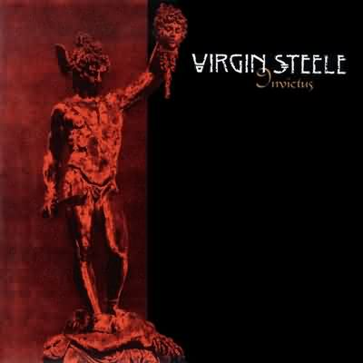 VIRGIN STEELE - Invictus cover