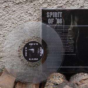 VISCERA/// - Spirit Of '86 cover