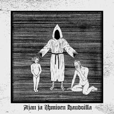 VITSAUS - Ajan ja ihmisen haudoilla cover