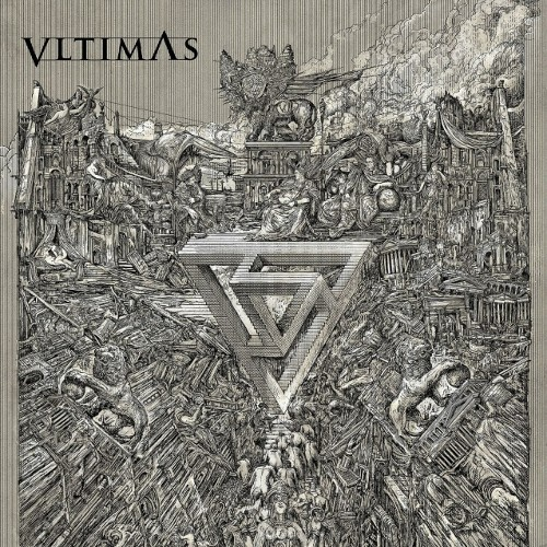 VLTIMAS - Something Wicked Marches In cover
