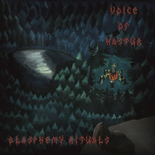 VOICE OF HASTUR - Blasphemy Rituals cover