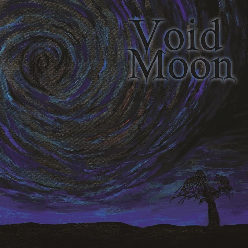 VOID MOON - On the Blackest of Nights cover