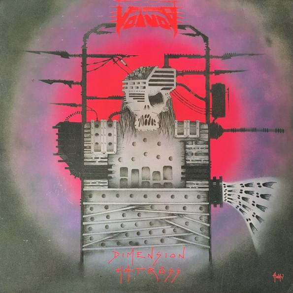 VOIVOD - Dimension Hatröss cover