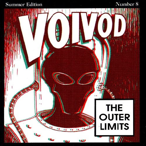 VOIVOD - The Outer Limits cover