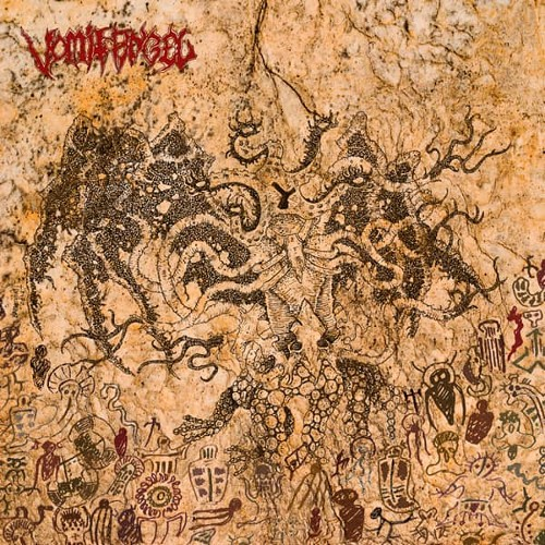 VOMIT ANGEL - Imprint Of Extinction cover