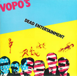 VOPO'S - Dead Entertainment cover