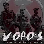 VOPO'S - The Price of Being Young cover