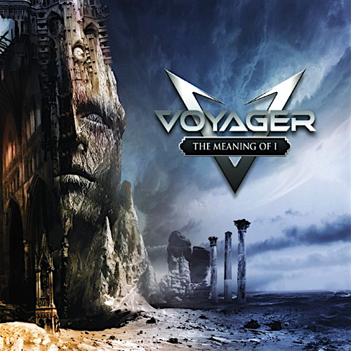 VOYAGER - The Meaning of I cover