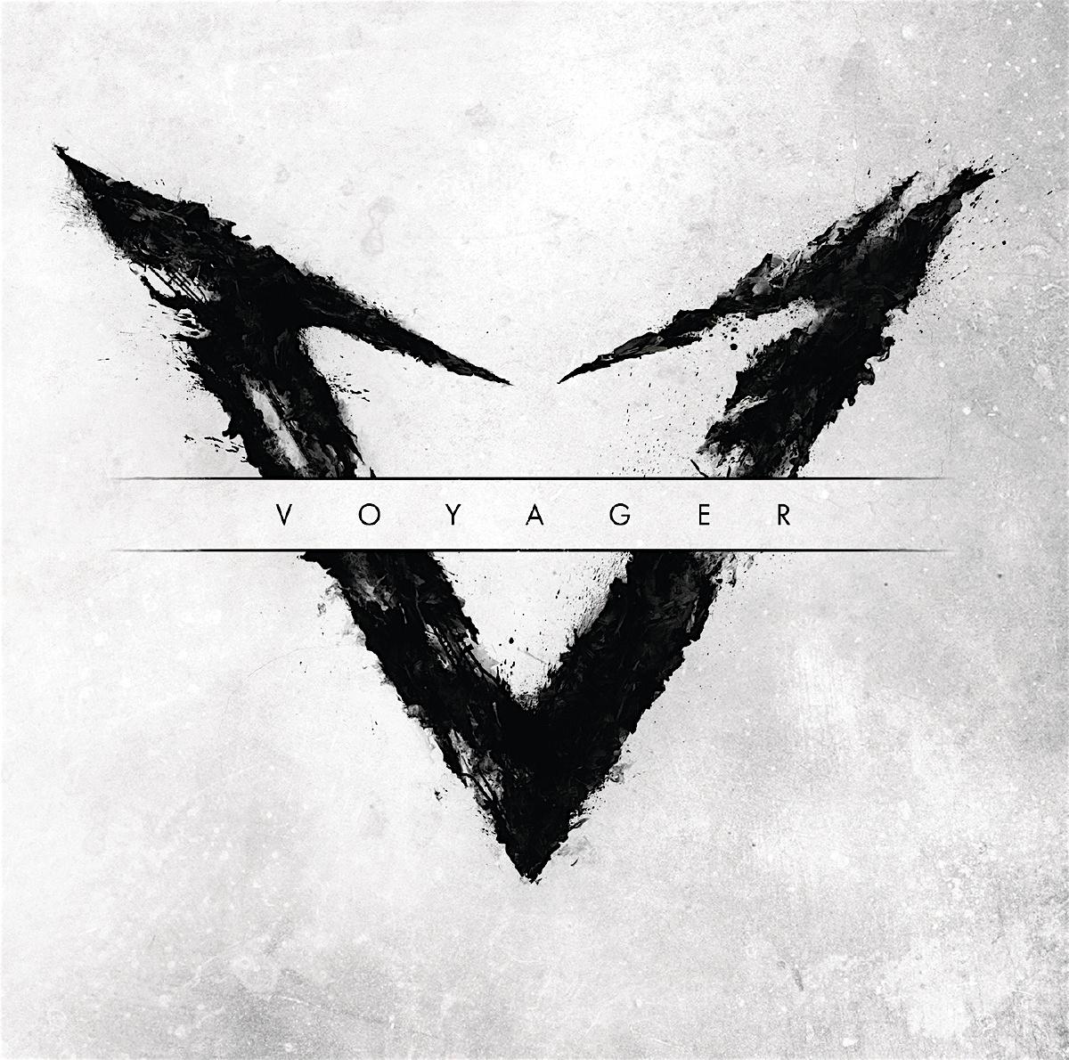 VOYAGER - V cover
