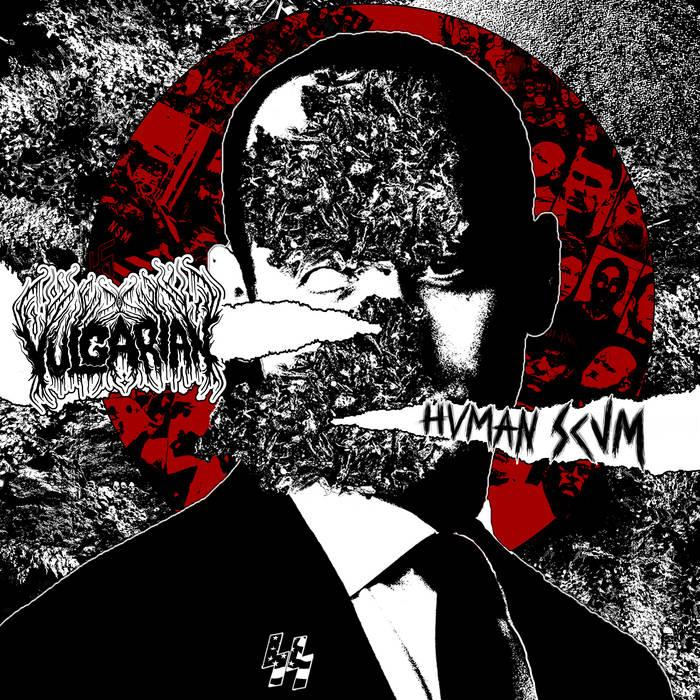 VULGARIAN - Human Scum cover
