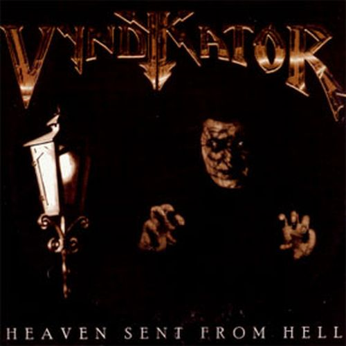 VYNDYKATOR - Heaven Sent From Hell cover