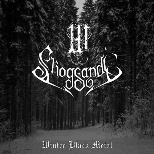 W - Winter Black Metal cover