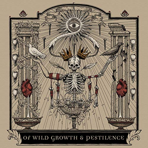 WALL OF THE FALLEN - Of Wild Growth And Pestilence cover
