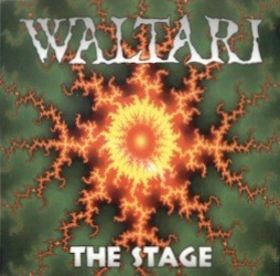 WALTARI - The Stage cover