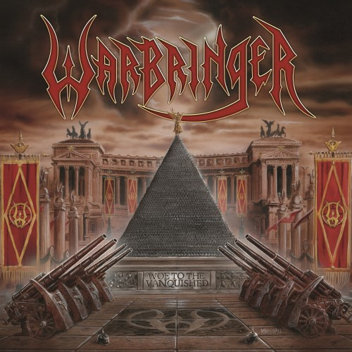 WARBRINGER - Woe to the Vanquished cover