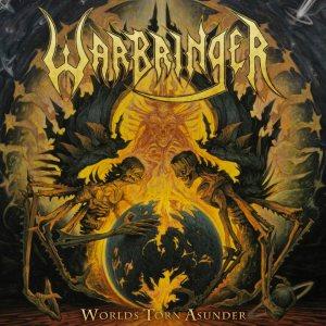 WARBRINGER - Worlds Torn Asunder cover