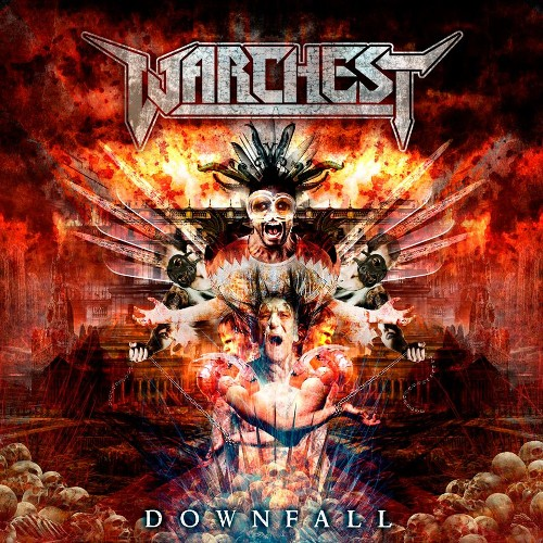 WARCHEST - Downfall cover