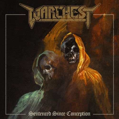 WARCHEST - Sentenced Since Conception cover