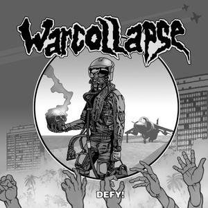 WARCOLLAPSE - Defy! cover