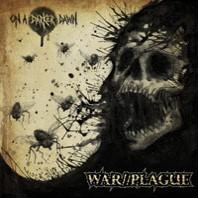 WAR//PLAGUE - On A Darker Dawn cover