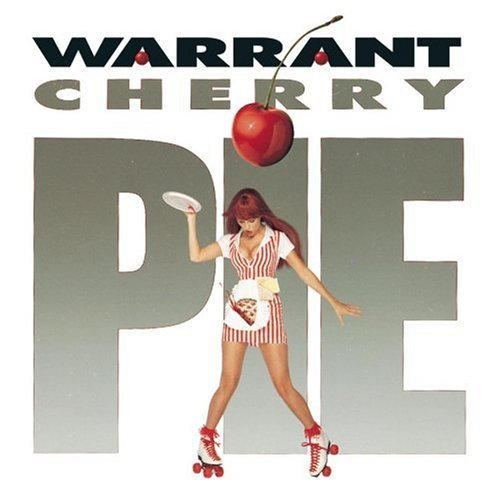WARRANT - Cherry Pie cover
