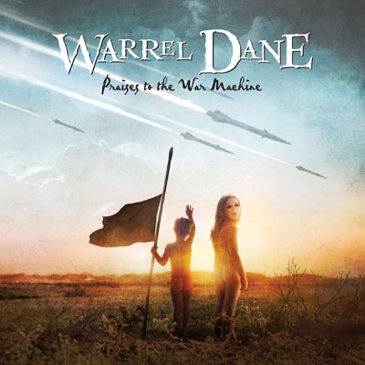 WARREL DANE - Praises to the War Machine cover