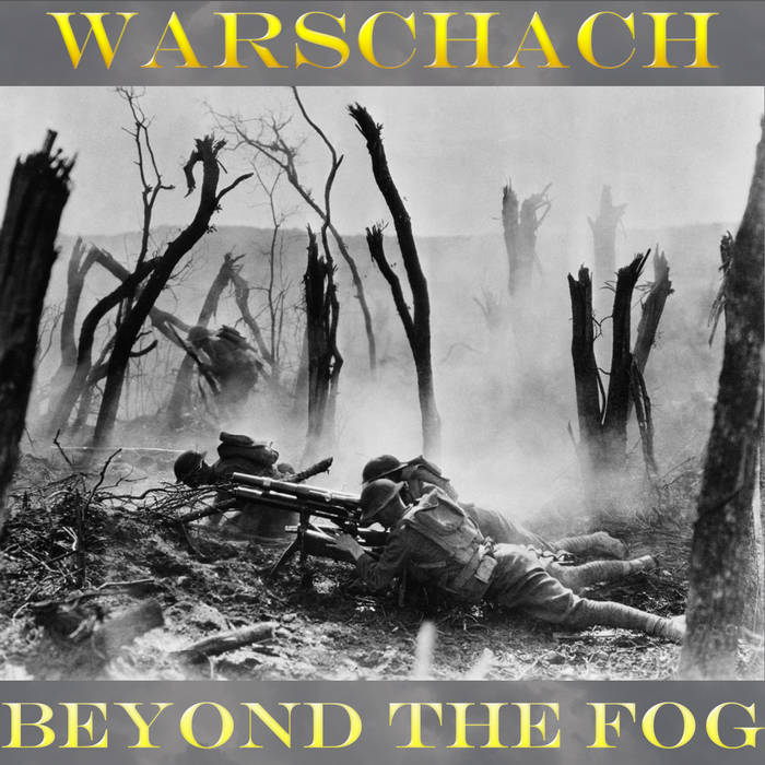 WARSCHACH - Beyond The Fog cover