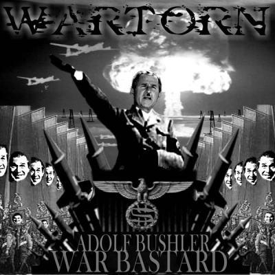 WARTORN - Adolf Bushler War Bastard cover