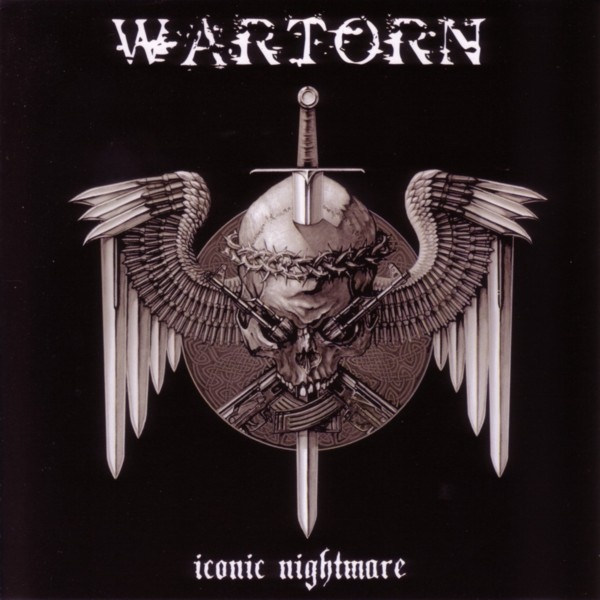 WARTORN - Iconic Nightmare cover
