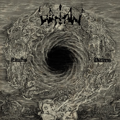 WATAIN - Lawless Darkness cover