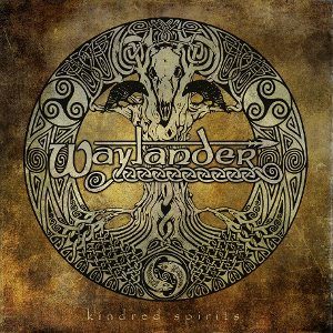 WAYLANDER - Kindred Spirits cover