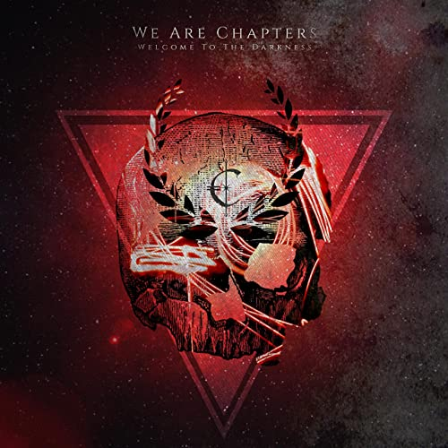 WE ARE CHAPTERS - Welcome To The Darkness cover