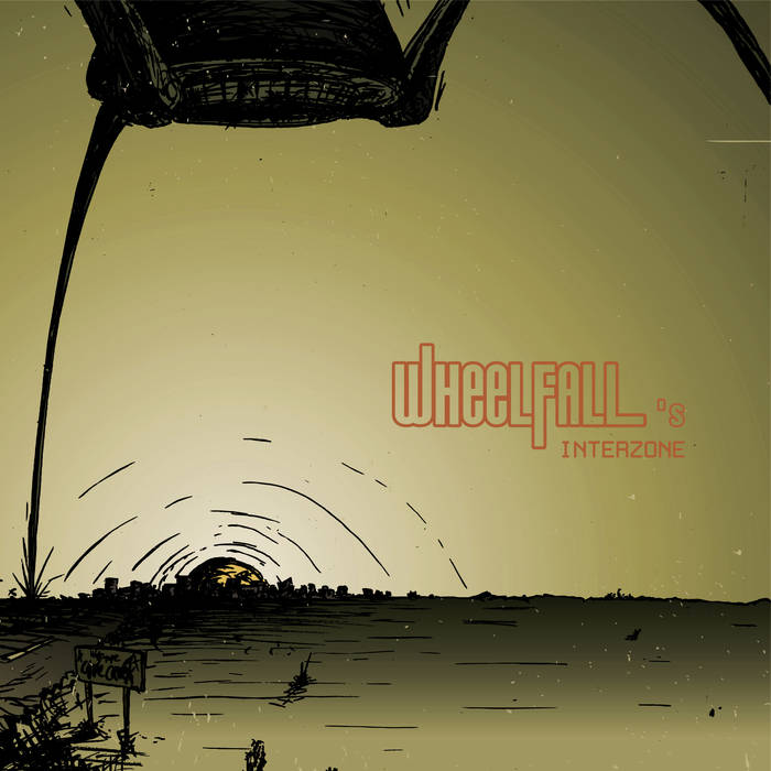 WHEELFALL - Interzone cover