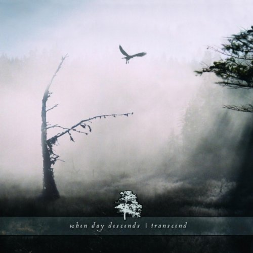 WHEN DAY DESCENDS - Transcend cover