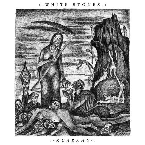 WHITE STONES - Kuarahy cover
