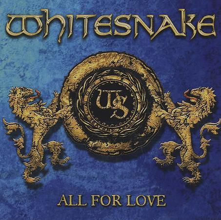 WHITESNAKE - All For Love cover