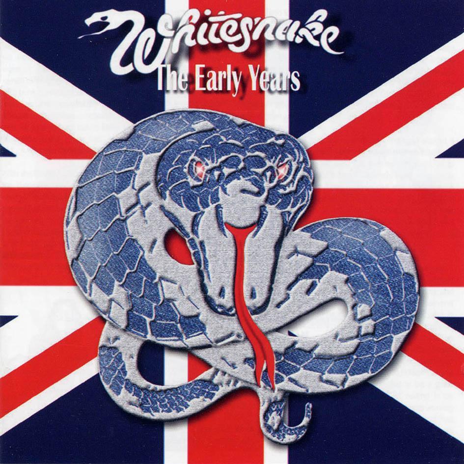 Whitesnake Ready An Willing