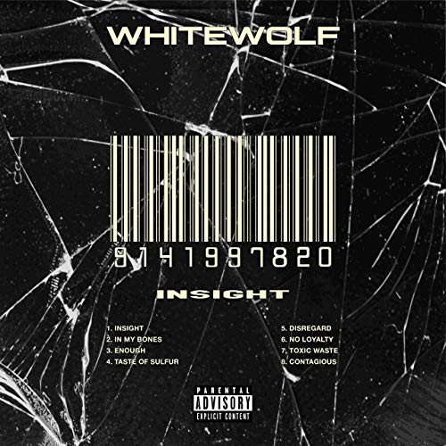 WHITEWOLF - Insight cover
