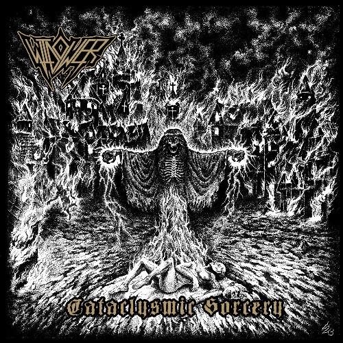 WIDOWER - Cataclysmic Sorcery cover