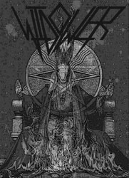 WIDOWER - The Execration cover