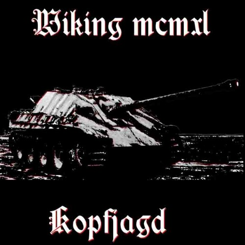 WIKING1940 - Kopfjagd cover