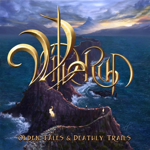 WILDERUN - Olden Tales & Deathly Trails cover