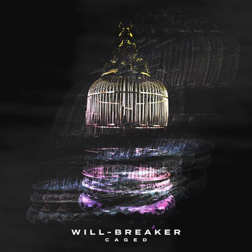 WILL-BREAKER - Caged cover