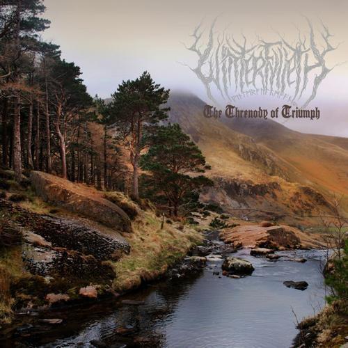 WINTERFYLLETH - The Threnody of Triumph cover