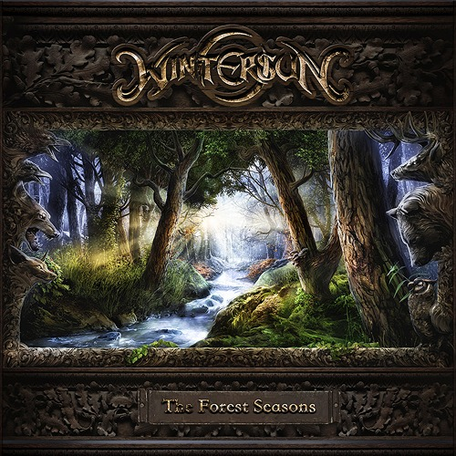 WINTERSUN - The Forest Seasons cover