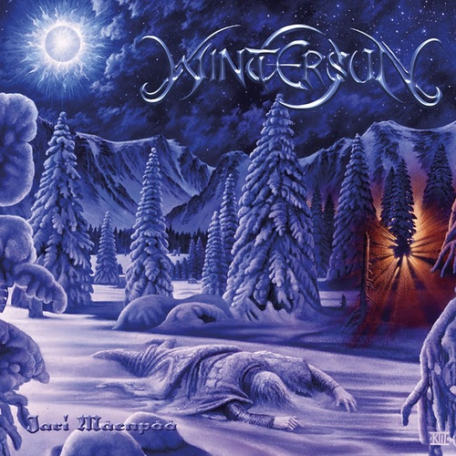 WINTERSUN - Wintersun cover