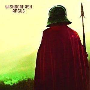 WISHBONE ASH - Argus cover